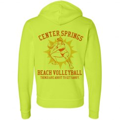 Beach Volleyball Coverup
