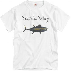 Texas Tuna Fishing
