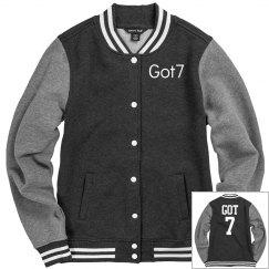 Got7 sports jacket