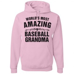 Baseball Grandma
