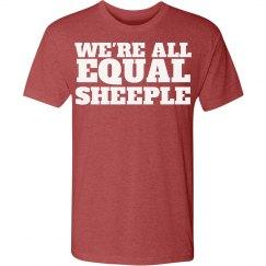 EQUAL SHEEPLE