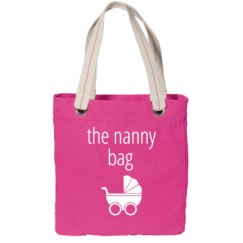 the nanny bag carriage