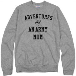 Adventures of an army mom