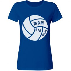 Mom in Volleyball