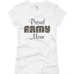 Proud Army Mom