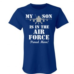 My Air Force Son