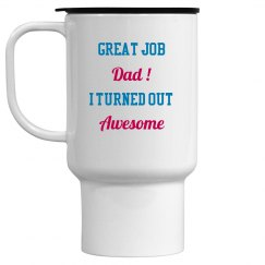 Great Job Dad Coffee Mug