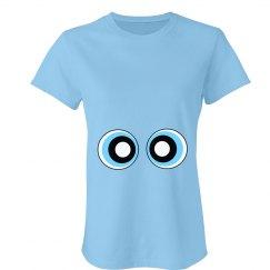 Super Blue Shirt