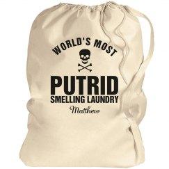 Matthews laundry bag