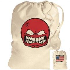 Dodgeball laundry bag