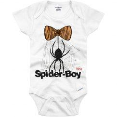 Halloween Spider Onesie