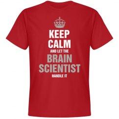 Let the Brain Scientist handle