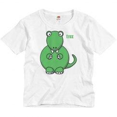 Cartoon T-Rex