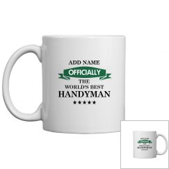 Officially world's best handyman
