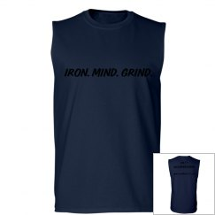 Iron.Mind.Grind. Shirts