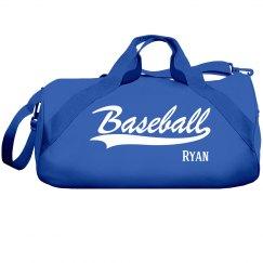 Ryan's Baseball Bag