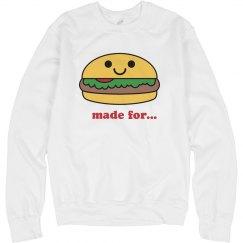 Burger Boy Made For