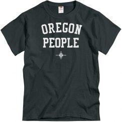 Oregon people