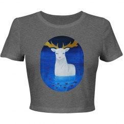 Fantasy Albino Deer