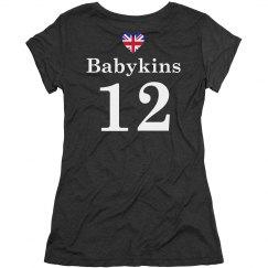 Babykins UK Couple Tee