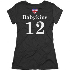 Babykins UK Couple Tee