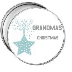 Grandmas Christmas Scarf