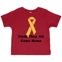 Red Friday Toddler Tee