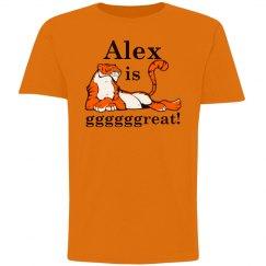 Alex Is Gggggreat!