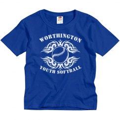 Worthington Softball T