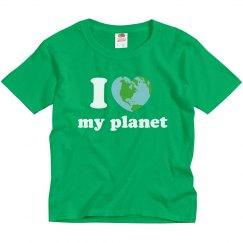 I Heart My Planet