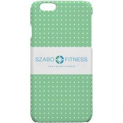 SF iPHone 5 Case Dot Print