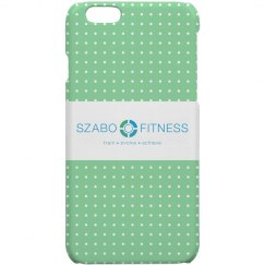 SF iPHone 5 Case Dot Print