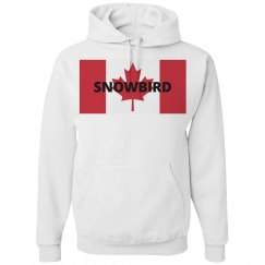 snowbird hoodie