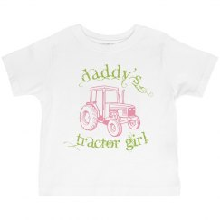 Daddy's Tractor Girl