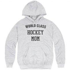 World class hockey mom