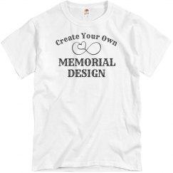 Custom Memorial Design
