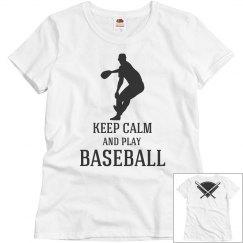keep calm-play baseball