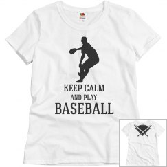 keep calm-play baseball