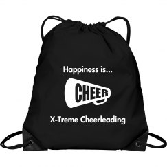 X-Treme Cheerleading bag