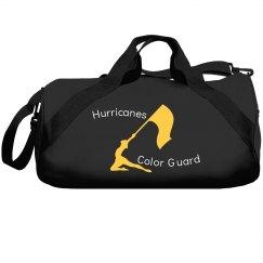 hurricane color guard bag