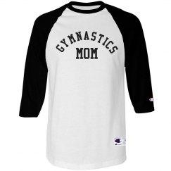 Gymnastics Mom Athletic Tee