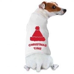Christmas Doggy Coat