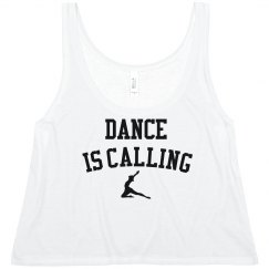 Dance is calling