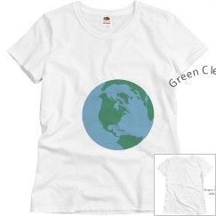 Green Clean Inc. w/ Back