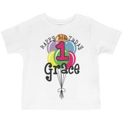 1 year old! Grace