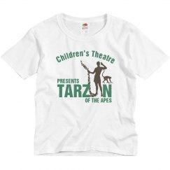 Childrens Theater Tarzan