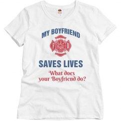 My Boyfriend Saves Lives