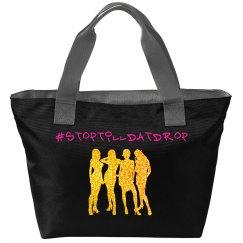 Cute Black tote bag