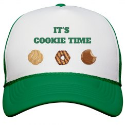 It's cookie time hat