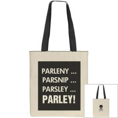 Pirate's Code Parley Tote Bag